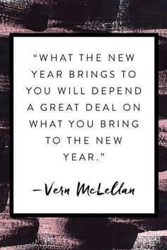 10 New Year's Quotes to Get You Pumped for 2017 via @PureWow