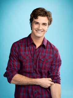 Matty McKibben (Beau Mirchoff). MTV 'Awkward.' season 2 cast photo. photo credit: MTV/Matthias Clamer