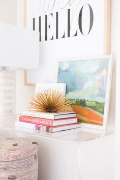 Lucite objects will help brighten your home: http://www.stylemepretty.com/living/2016/10/28/simple-tricks-for-brightening-up-a-dark-space/ Photography: Kate Osborne - http://kateosbornephotography.com/index2.php#!/H_o_m_e