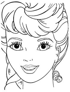 Barbie Coloring, Blue Bedrooms, Coloring Pages, Fun Stuff, Illustration, Fashion, Art, Quote Coloring Pages, Fun Things