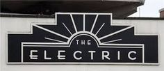 Art Nouveau and Art Deco, The Electric Cinema, Birmingham Art Deco Typography, Art Deco Logo, Deco Font, Vintage Typography, Typography Design, Font Art, Logo Vintage, Vintage Signs, Art Deco Stil