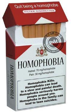 Homophobia kills too