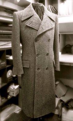 Mens overcoat...