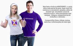 Mirtesnet: o sucessor do Facebook... Ou não. http://artigosetutoriais.blogspot.com.br/