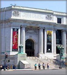 DC, Postal Museum: Devoted to the history of American mail service and the hobby of stamp collecting.