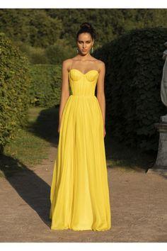 Long yellow cute dress yellow dress wedding, yellow dress summer, y Trendy Dresses, Elegant Dresses, Cute Dresses, Casual Dresses, Fashion Dresses, Prom Dresses, Summer Dresses, Formal Dresses, Ball Dresses