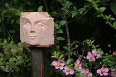 Stein-Skulptur von Christiane Püttmann 2 von Erhard Dauber
