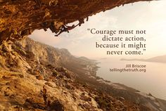 Jill Briscoe -- Courage