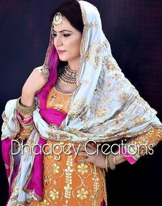 Pinterest: @pawank90 Punjabi Salwar Suits, Designer Punjabi Suits, Punjabi Dress, Patiala Suit, Indian Designer Wear, Punjabi Fashion, Indian Fashion, Suits For Women, Clothes For Women