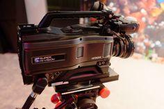 Hitachi Super-Hi Vision 8K camera channel
