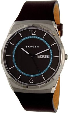 c38d3f7e7 Skagen Mens SKW6360 Ancher Silver Link Chronograph Watch -- Click on the  photo for extra information. (This is an affiliate link). #…