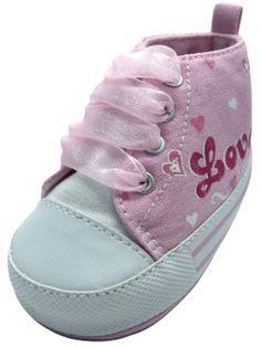Love Hearts Hi-Top Sneaker – Vitamins Baby