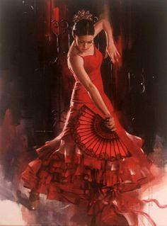 El Fuego Flamenco