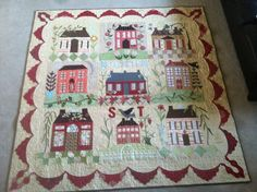 """LOVE this!  Created by our local """"quilt master"""" Summer Truswell."""
