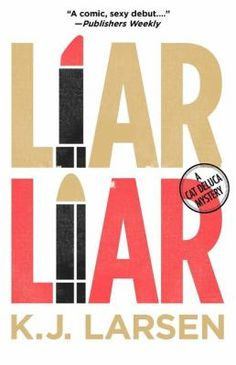 "Liar, Liar introduces us to a fun new series written by 3 sisters. The ""Pants on Fire Detective Agency"" is run by a wise-cracking divorcee from a big Italian family, and their antics are cleverly     woven into a fast-paced mystery.  This humorous series is  perfect for fans of Janet Evanovich's writing style.  ~Carol"