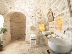 Nina Trulli Resort in Puglia, Italy.