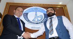 Merkezi Düzce'de bulunan Mirzaei Petrol uluslararası ticaret, ilk yurt dışı temsilciliğini komşu ülke İran'da Younes Hossein Pour'a verdi.