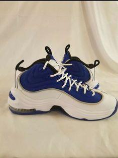 ef6c8044b6c6 Boys  Shoes · Air Penny II College Blue (GS) Blue   White Size 5.5y 820249-
