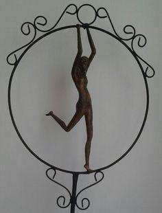 Sculpture - Playing around - mfermolla@hotmail.com