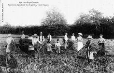 L'agriculture marchoise victime de calamités au XVIIIe s.