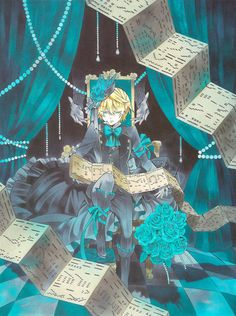 Artbook there is
