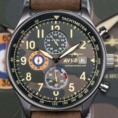AV-4011-02 – AVI-8 Watches