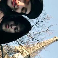 KISSES FROM PARIS 💕😍✨ @enriquegil17 @lizasoberano #Bagani #LizQuen #LizaSoberano #EnriqueGil #TeamForever #LizQuenIsReal #KingOfTheGil #QueenOfTheGil #TeamPanatag ✨ © @lizasoberano