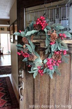 Christmas House Tour {Elma Street} - Satori Design for Living