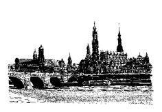 Casco viejo de Dresde, Alemania. Carlos Calvimontes Rojas