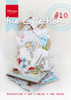 Collection #10 with the October 2013 collection from Marianne Design