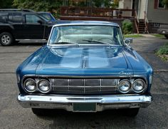 1964 Mercury Comet Cyclone  Click to Find out more - http://fastmusclecar.com/1964-mercury-comet-cyclone/