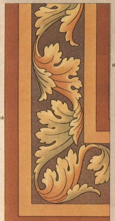 From a Russian book on ornament.