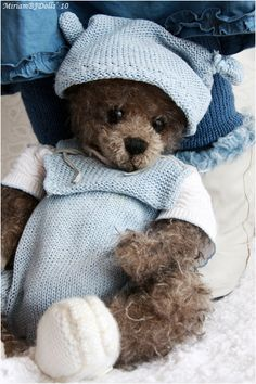 Iwan Mickbears by MiriamBJDolls, via Flickr