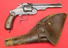 Wyatt Earp gun | Wyatt Earp