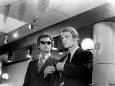 Clint Eastwood & David Soul in Magnum Force (1973) by Ted Post.