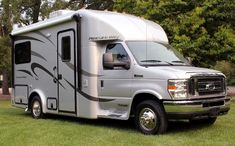 Pleasure-Way Introduces First Class B-Plus Motorhome | Vogel Talks ...