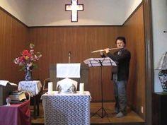 10)トクミ楽器様とコラボ!福楽金メッキフルート紹介ビデオ『スペインのフォリア』篇