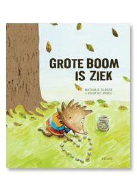 Grote boom is ziek : vertelplaten kamishibai -  Slosse, Nathalie -  plaats Poster 3-6j SLOS