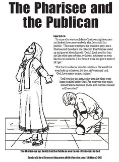 the good samaritan and the pharisee and the tax collector essay Some people think they can be justified—made righteous and just and innocent in god's sight—by doing good deeds specified in the law that was the pharisee's attitude, but it was actually the tax collector who was justified by god's mercy  the conclusion of the pharisee and the tax collector.