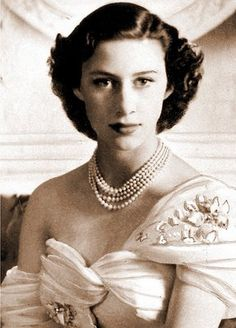 Princess Margaret, Countess of Snowdon (1930-2002) - 1951 - @~ Mlle