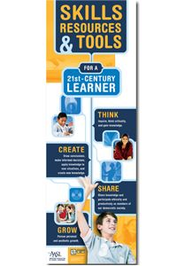 21st-Century Learner Poster - Posters - Products for Children - Products for Young Adults - ALA Store