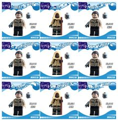 32.82$  Buy now - http://alic2e.shopchina.info/go.php?t=32808778382 - KL019 50PCS haogaole Super Hero Set  Building Blocks Daryl DixonThe Walking Dead FiguresModel Action Bricks Kids DIY Toy 32.82$ #buyonlinewebsite
