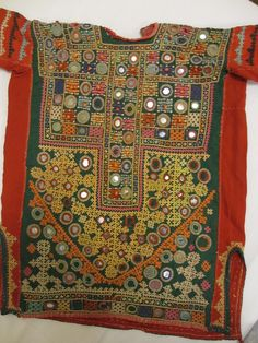 vintage kutch embroidery - Google Search