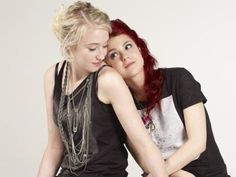 Naomi & Emily Generation two of Skins UK