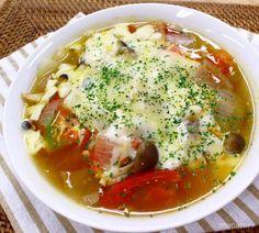 一生食べられるスープ