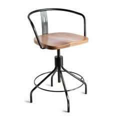 Sputnik Low-Back Chair