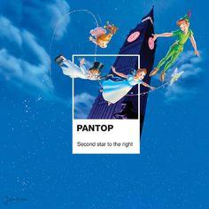 Artist Isabella Montan Creates Pantone-Inspired Pop Culture Graphics – Design You Trust Pantone Colour Palettes, Pantone Color, Pantone Swatches, Pantone Universe, Blue Aesthetic, Disney Cartoons, Color Theory, Pop Culture, Cute Wallpapers