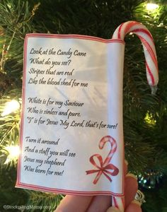 Merry Christmas Wishes : Illustration Description Religious Candy Cane Poem Craft for Christmas for a gift idea. Makes a great activity for Christmas Cheap Christmas Gifts, Merry Christmas Wishes, Christmas Candy, Christmas Humor, Christmas Time, Christmas Crafts, Christmas Ideas, Christmas Program, Christmas Decorations