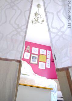 DIY: 3 in 1 Kids Play Tent