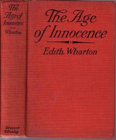 The Age of Innocence, Edith Wharton